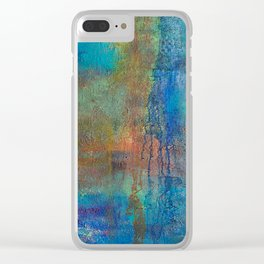 World Chaos Clear iPhone Case