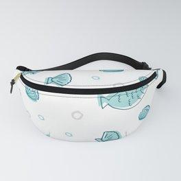 Sea world Fanny Pack