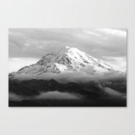 Marvelous Mount Rainier Canvas Print