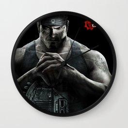 Gears Of War 13 Wall Clock