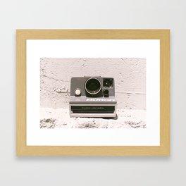 The Button, 1981 Framed Art Print