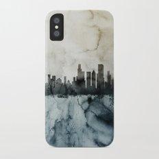 Chicago Illinois Skyline iPhone X Slim Case