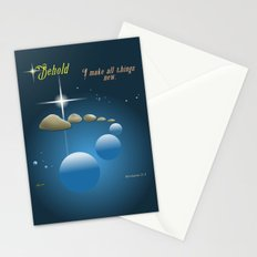 All Things New Stationery Cards