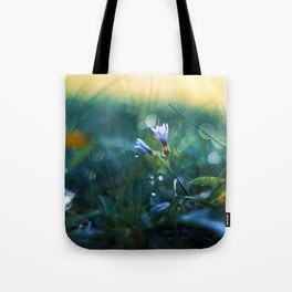 Submerge to a Voyage Tote Bag