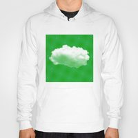 cloud Hoodies featuring Cloud by Mr and Mrs Quirynen