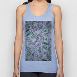 Money Unisex Tank Top