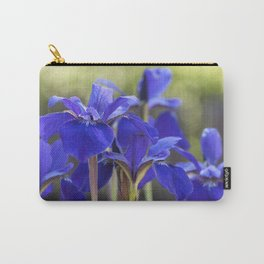 Iris in Love Carry-All Pouch