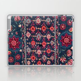 Lakai Suzani Shakhrisyabz Uzbek Embroidery Print Laptop & iPad Skin