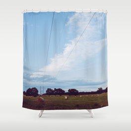 My Honey Lamb and I Shower Curtain