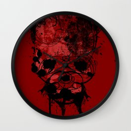 punished Wall Clock