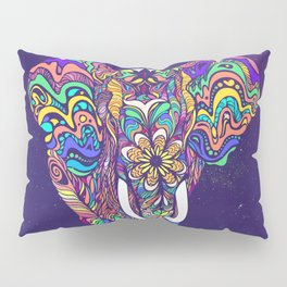 Not a circus elephant Pillow Sham
