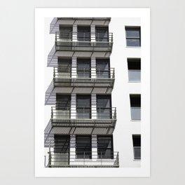 San Diego, California Art Print