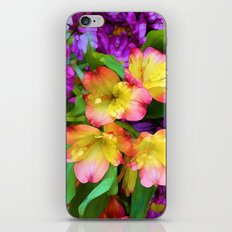 Tropicana iPhone & iPod Skin