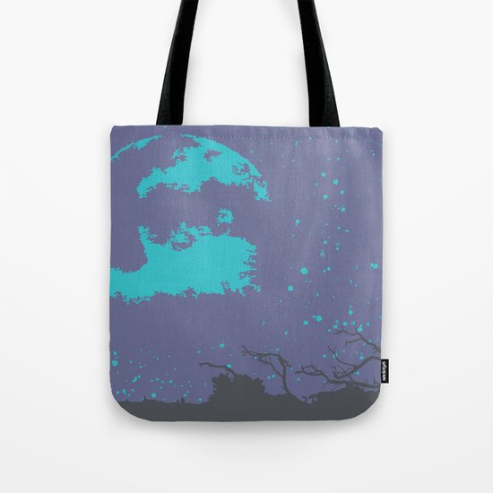 The Werewolf of Saddle Creek Tote Bag