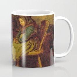 Home And Warmth - Eastman Johnson Coffee Mug