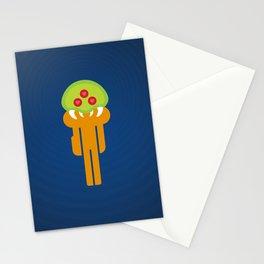 Metroid Loves Samus Stationery Cards