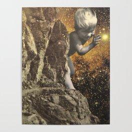 Cosmic Boy Poster
