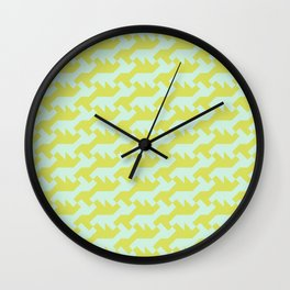 Nintendo .lime Wall Clock