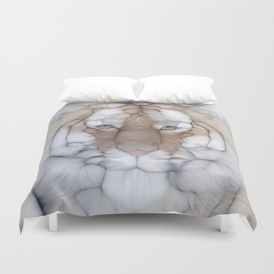 tiger wild Duvet Cover