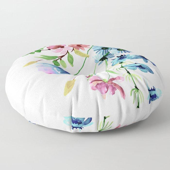 Springtime II Floor Pillow