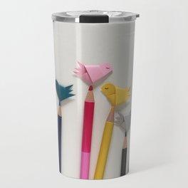 My favourite colours Travel Mug