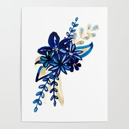 Syros Bouquet Poster