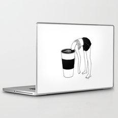 Coffee, First Laptop & iPad Skin