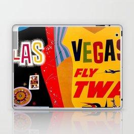 Lady Las Vegas Laptop & iPad Skin