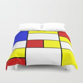 Abstract #756 Duvet Cover
