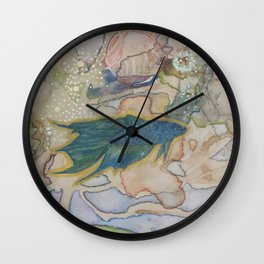 Betta Wall Clock