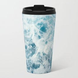 Sea Swirl Travel Mug