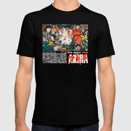 Akira - Anime / Manga T-shirt