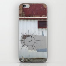 Other Side of the Tracks iPhone & iPod Skin