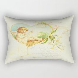 Wedding Bells 2 Rectangular Pillow