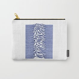 Unknown Pleasures Joy Division Carry-All Pouch