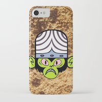 jojo iPhone & iPod Cases featuring MOJO JOJO by HelloWolfgang