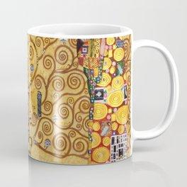 Gustav Klimt The Tree Of Life Coffee Mug