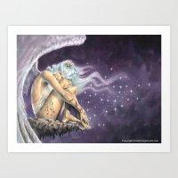 Sirona - Dreams Art Print