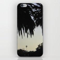 Santa Barbara Sunset iPhone & iPod Skin