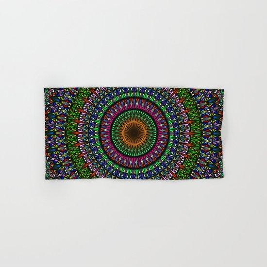 Hypnotic Church Window Mandala by davidzydd