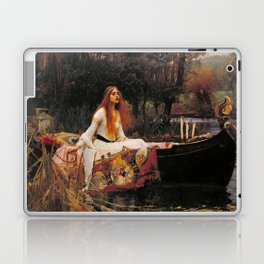 The Lady of Shalott Laptop & iPad Skin