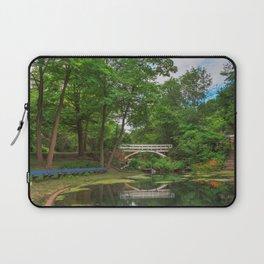 Jean-Drapeau Arch Pond Laptop Sleeve
