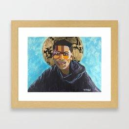The Tribute Series-Tamir Rice Framed Art Print