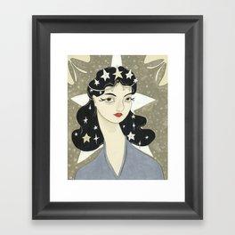 Remember me Remarkable Framed Art Print