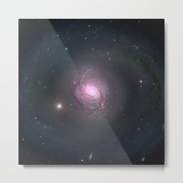 Galaxy NGC 1068 Metal Print