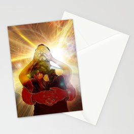 The Bars of Orion Stationery Cards