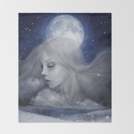 Catharsis Throw Blanket