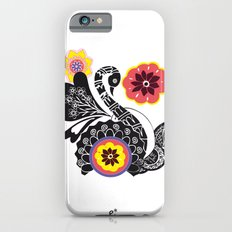 Indhi Swan iPhone 6s Slim Case