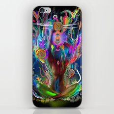 Ethereal Cosmosis iPhone Skin