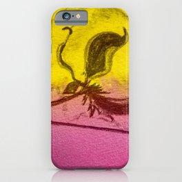 Cotton Sketch iPhone Case